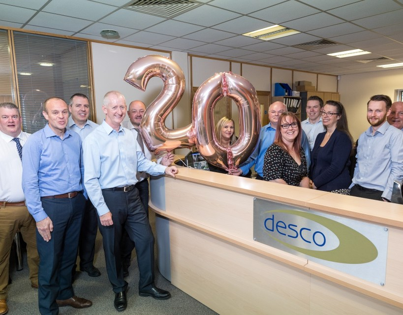 Sunderland engineering practice celebrates 20 years in business