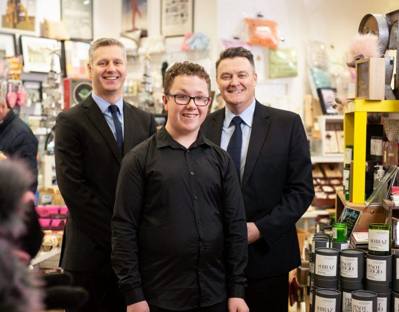Retail venture creates jobs and hits revenue milestone