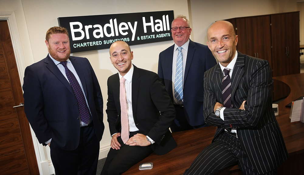 Property firm raises £12,000 for local charities