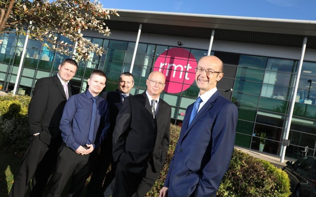 Gosforth technology firm strengthens its team to meet growing demand