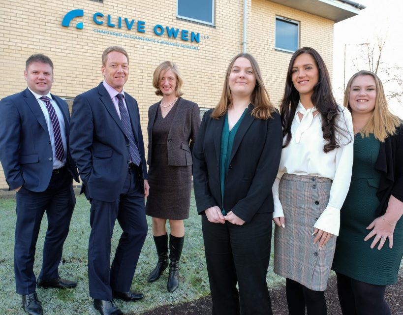 Chartered accountancy firm gears up for growth with new appointments