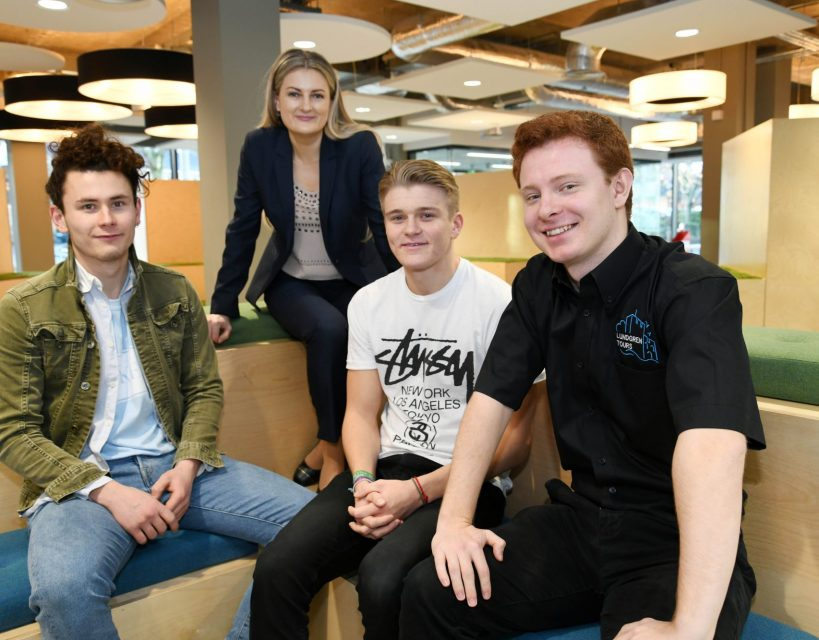 Three graduate entrepreneurs nailing the start-up scene in the North East
