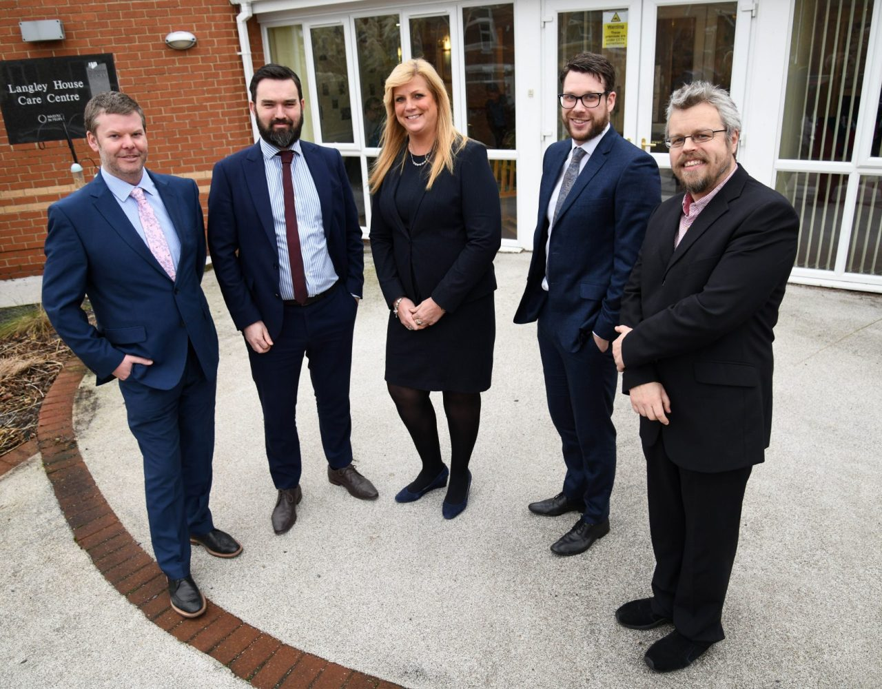 Care professional takes the reins after acquiring Horden care home