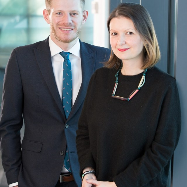 Two senior appointments for Invest Newcastle