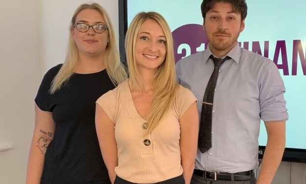 Fast growing financial services firm doubles workforce in less than 10 months