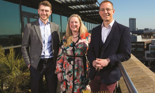 Experienced duo launch specialist recruitment company