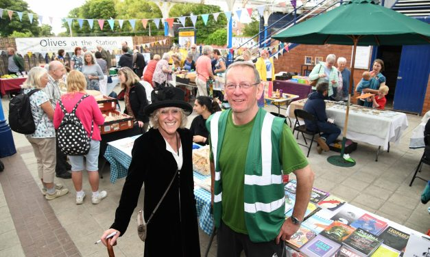 Community market lays down roots for expansion with NBS grant