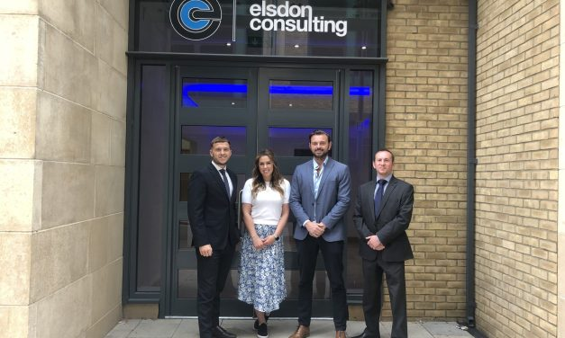 Recruitment consultancy relocates to bigger offices as turnover hits £2m