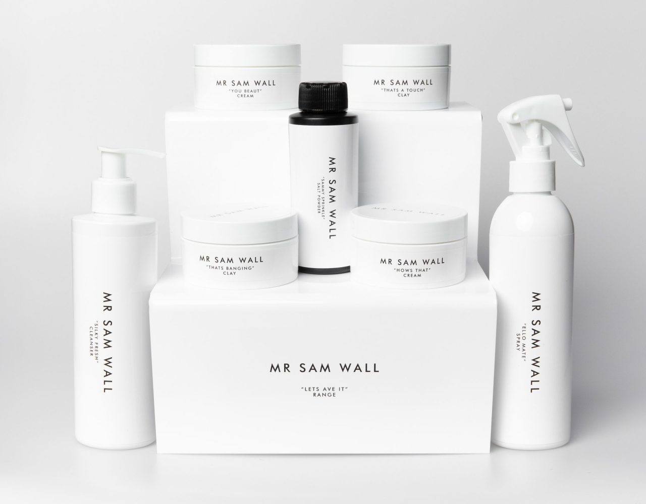 International award winning barber launches hair care range in the North East