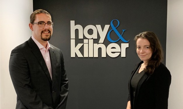 Graduates take first step on the career ladder at leading regional law firm