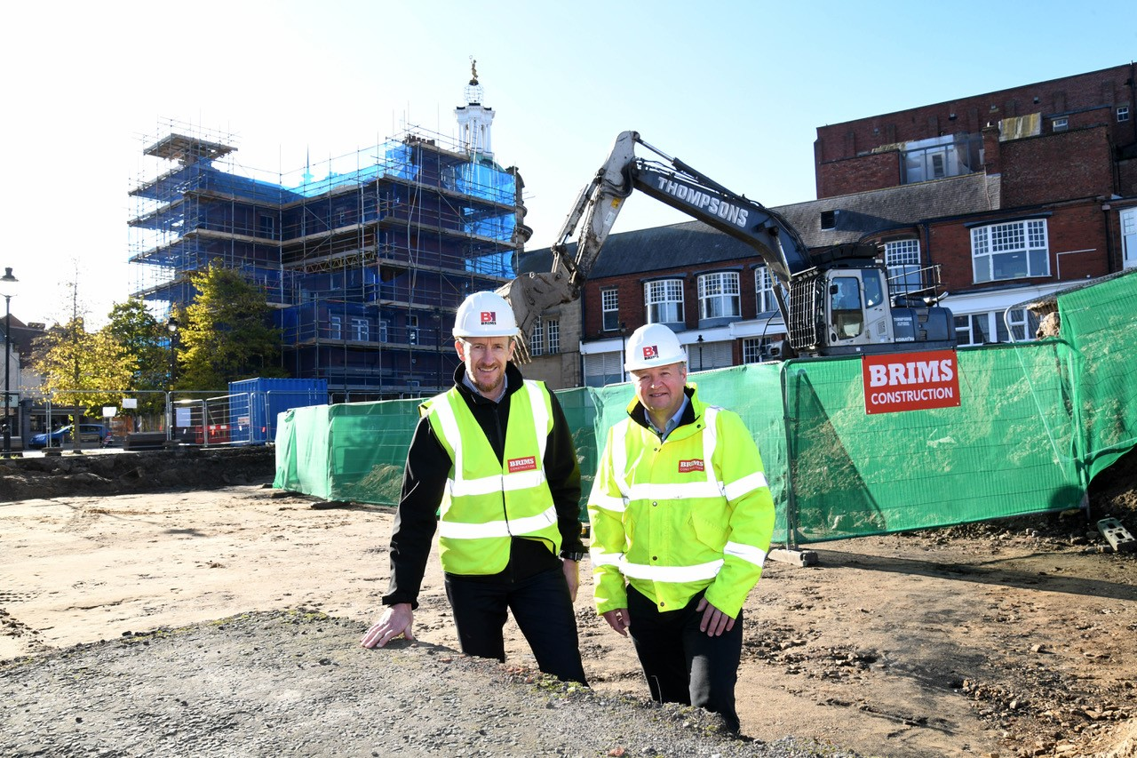 Construction company lays foundations for a successful 2020 with £20m of orders secured