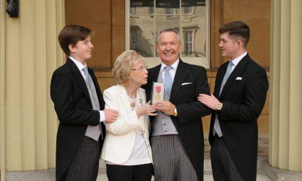 Business park team raises £11,000 for Alice House Hospice