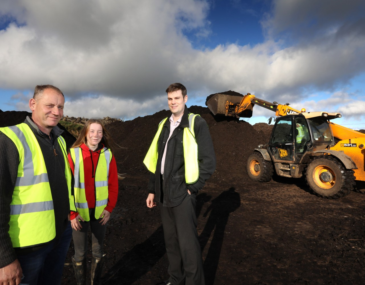 Rural growth grant fuels Gateshead compost business expansion