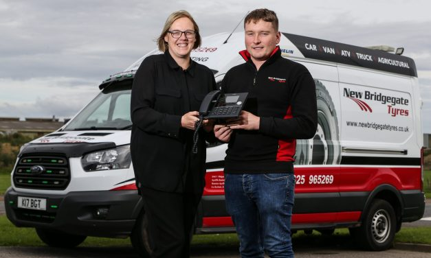County Durham tyre and autocentre expands with new depot on Tyneside