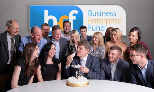 Social enterprise celebrates £70m lending milestone