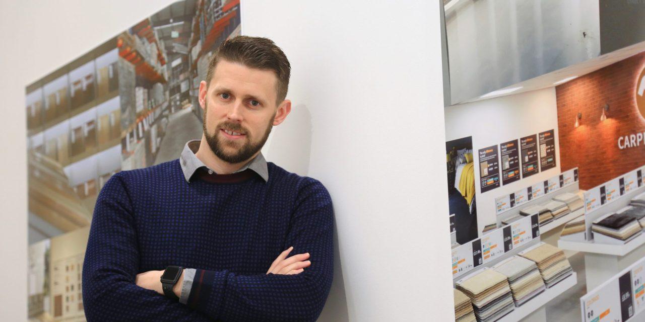 Flooring company and menswear fashion firm praised for defying high street gloom