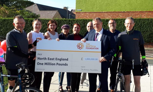 £1m charitable foundation to benefit communities across the region goes live