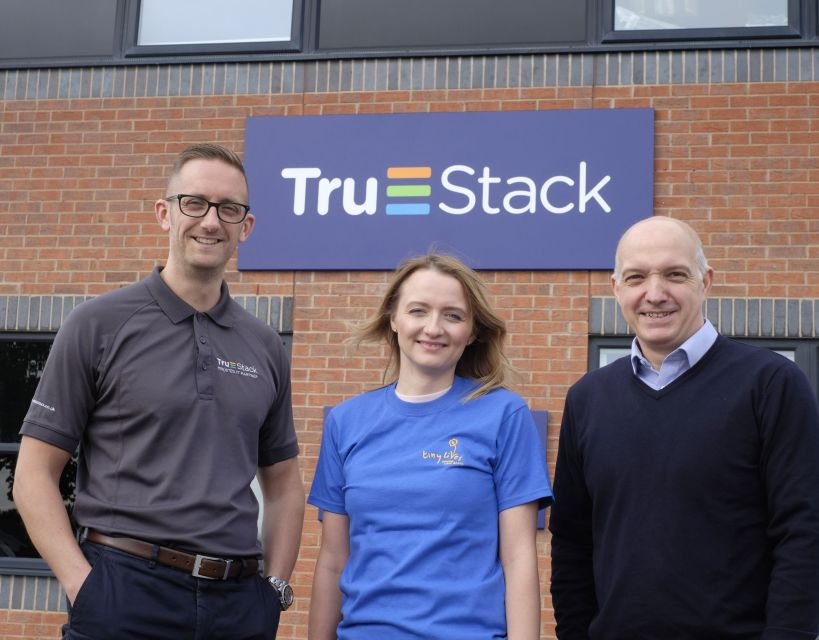 IT company's pledge to raise £7,000 to help parents with sick babies