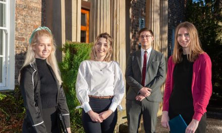 Accountancy firm invests in its future with five new appointments