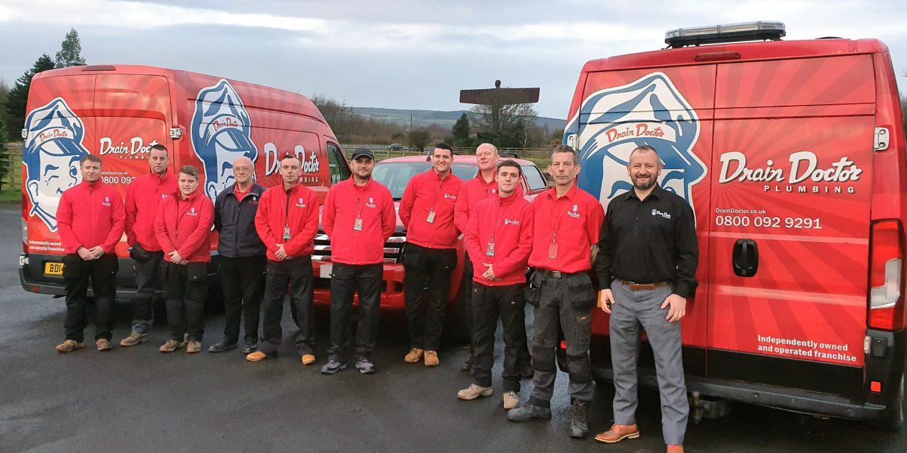 Drainage and plumbing franchise marks £1m turnover milestone