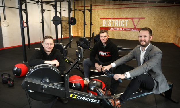 Five figure investment enables expansion of Northumberland fitness facility