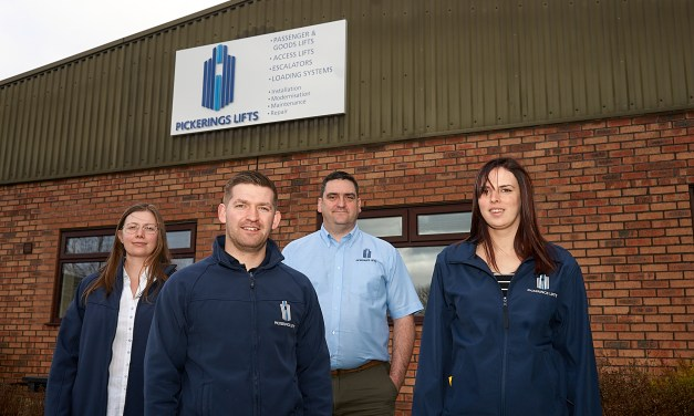 Lift off for growing Stockton company as it expands into the North West