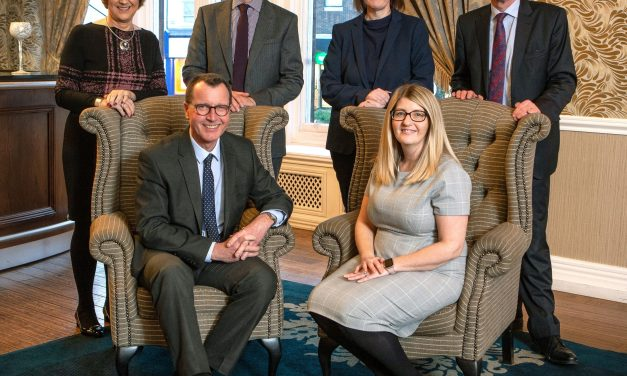 Change of ownership and management at North East law firm