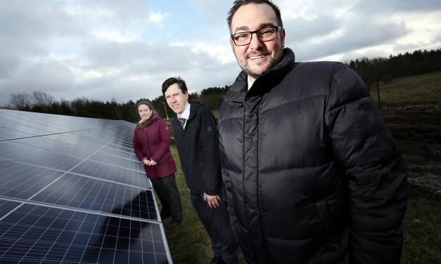County Durham solar farm will save money and reduce emissions