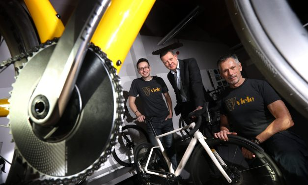 Father and son are on the right track as their bike brand secures second major investment