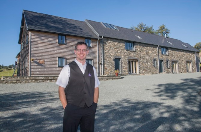 Aberystwyth Holiday Resort Receives Million-Pound with Business Wales Support