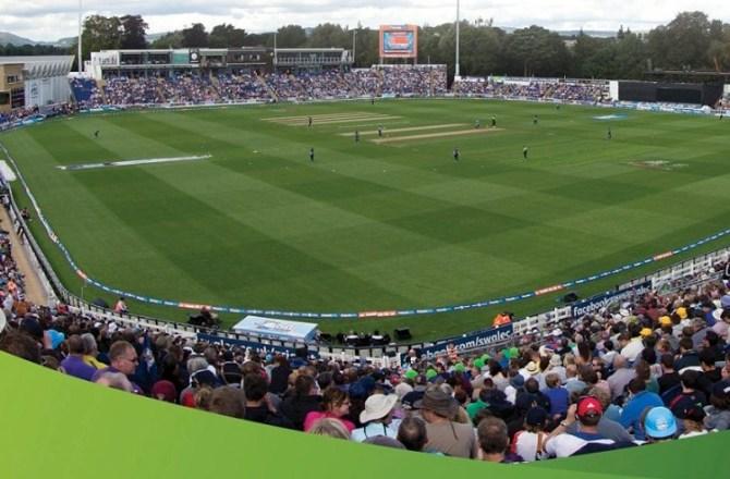 Six Nations Hospitality with Glamorgan Cricket