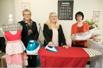 New Ironing Business Goes Flat Out