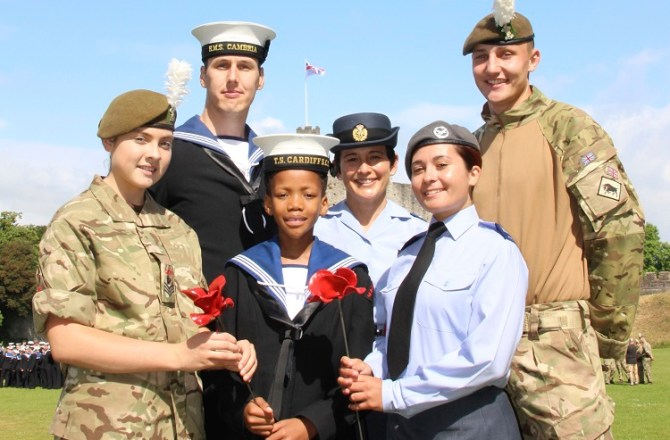 What is the Armed Forces Covenant?