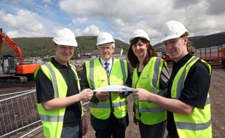 Minister Welcomes Progress Made on Port Talbot Regeneration Programme