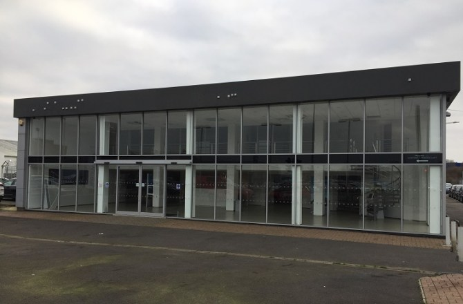 Prestige Cardiff Motor Dealership on Market