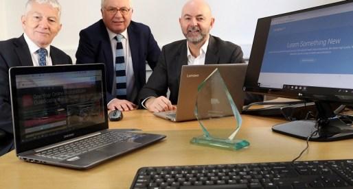 Medical Education Company Scoops National Award