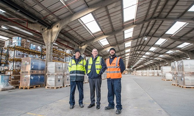 Delivery Company Delsol Offers New Services to Manufacturers in North Wales