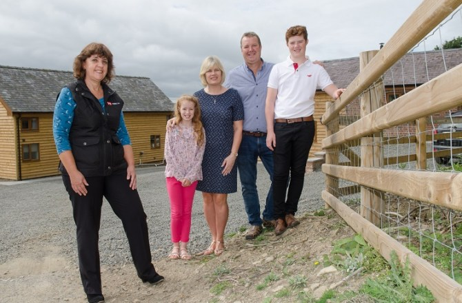 £300,000 Funding For Powys Luxury Holidays Homes