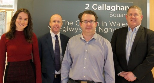 Mott MacDonald Moves to 2 Callaghan Square in Cardiff