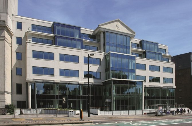 2 Kingsway in Cardiff Welcomes St. James's Place Wealth Management