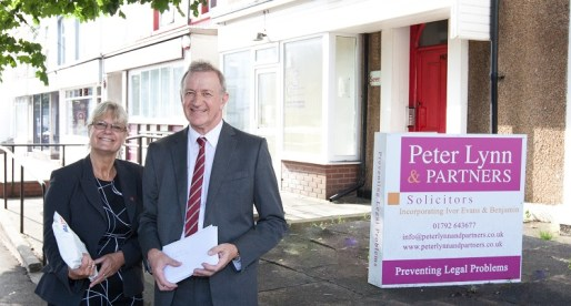 Peter Lynn & Partners Supports Bereavement Charity