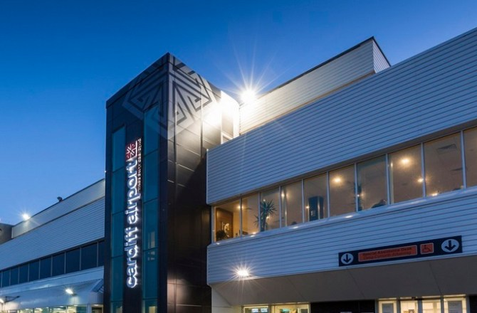 Cardiff Airport Experiences Busiest Christmas in Years