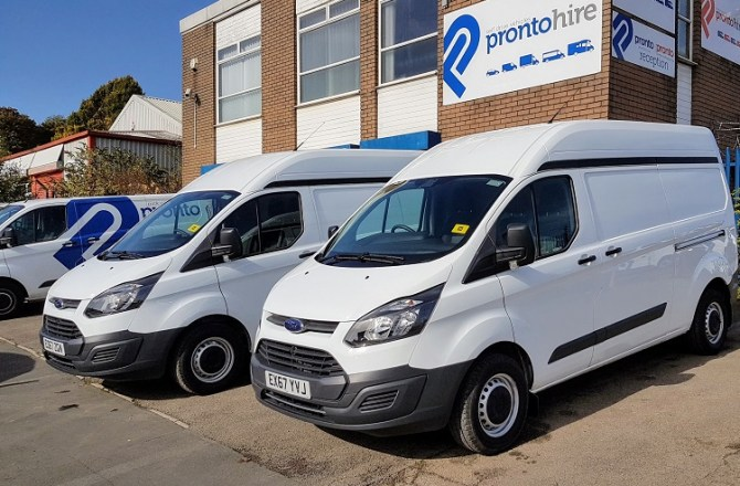 Pronto Vehicle Rentals Named as Finalist for SME Welsh Business Award