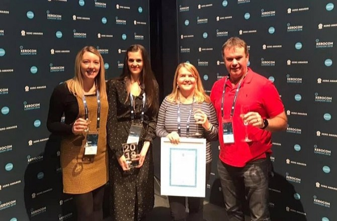 Cardiff Accountancy Firm Win National Xero Prize
