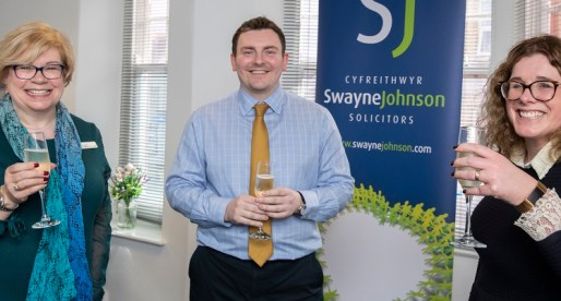Leading Welsh Law Firm Launches on Anglesey