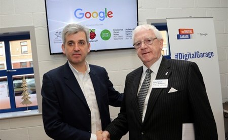 Google Experts Offer Tools of the Trade to Port Talbot Businesses