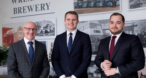 Triple Accolade Success for Wrexham Finance Firm