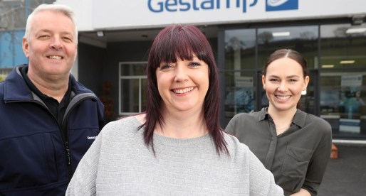 Llanelli Manufacturer Reaps the Rewards of Investing in Skills