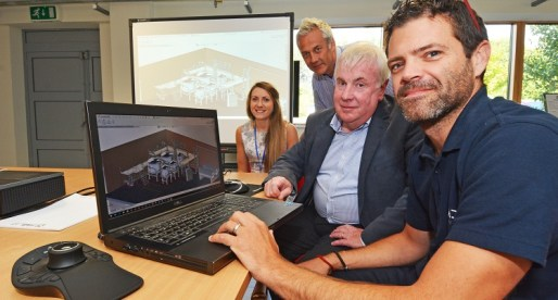 Pembrokeshire Lays Claim to Some of the Most Hi-tech Design Software in the UK