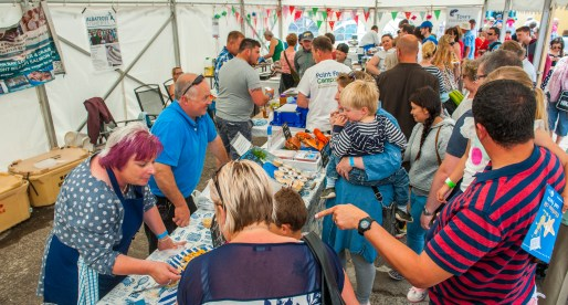 Stallholders Encouraged to Book Place at Milford Fish Festival